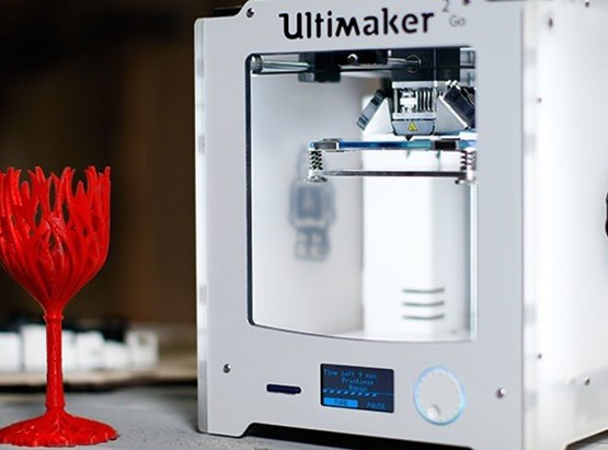 Ultimaker 2+ - ROC